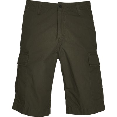 Regular | Shorts | Green